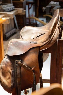 Pair of Horse Saddles