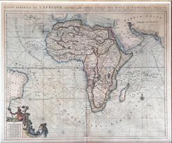 Carte Generale de L'Afrique