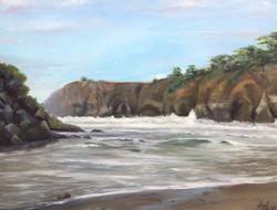 Cove on the Northern Coast