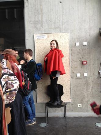Suivez les Capuchons rouges - Festival Les Estudiantines