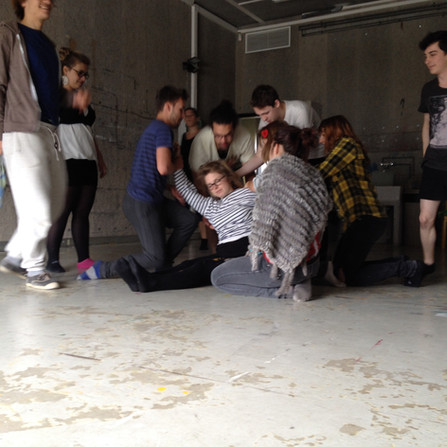 PERSONNE - Workshop