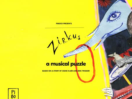 PIBOCO presents:  Zirkus!