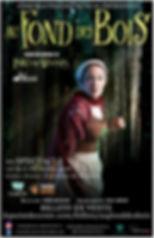 Affiche officielle La Femme du boulanger - Production 2017-2018 par CoMUM - Au fond des bois