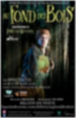 Affiche officielle Jack - Production 2017-2018 par CoMUM - Au fond des bois