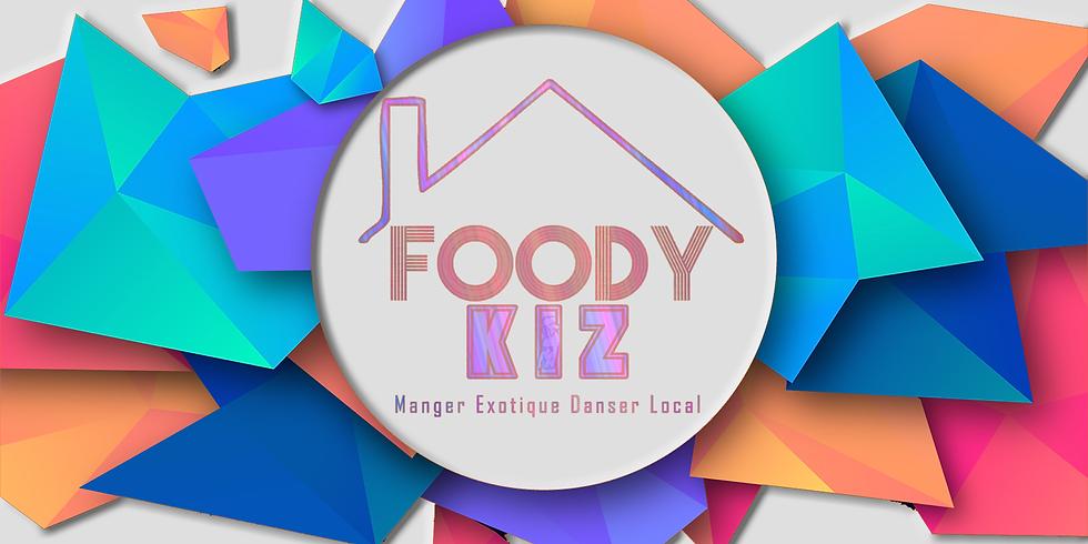 Foody Kiz Femme