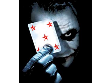 La soirée le Joker crée la surprise en sortant une carte à 5 étoiles pour sa 5ème édition !