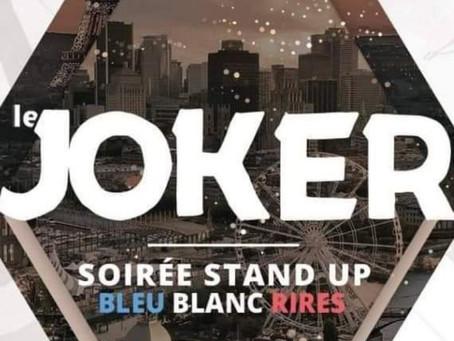 """La meilleure carte de l'humour à Montréal se trouve dans la soirée """"Le joker"""" par As One Production"""