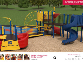 New Addition to Playground to be Installed this Summer