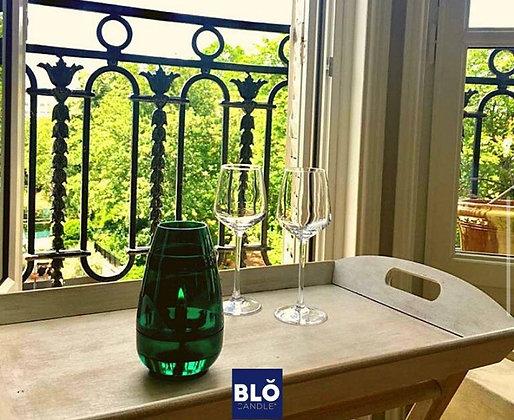 Blo Indoor & Outdoor Candle - Green