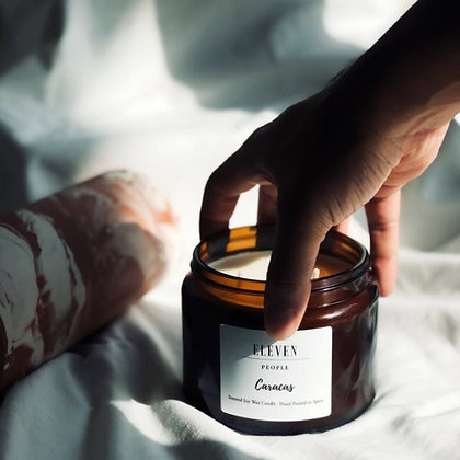 Scented Luxury Soy Candle - Caracas