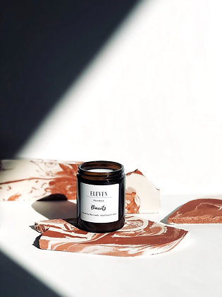 Scented Luxury Soy Candle - Biarritz