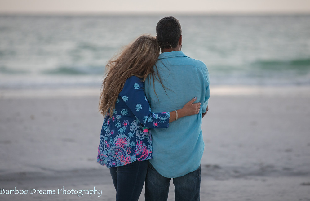 Florida Beach Engagement Photography Session