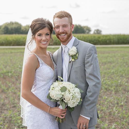 Brooke & Darin's Rustic Wedding