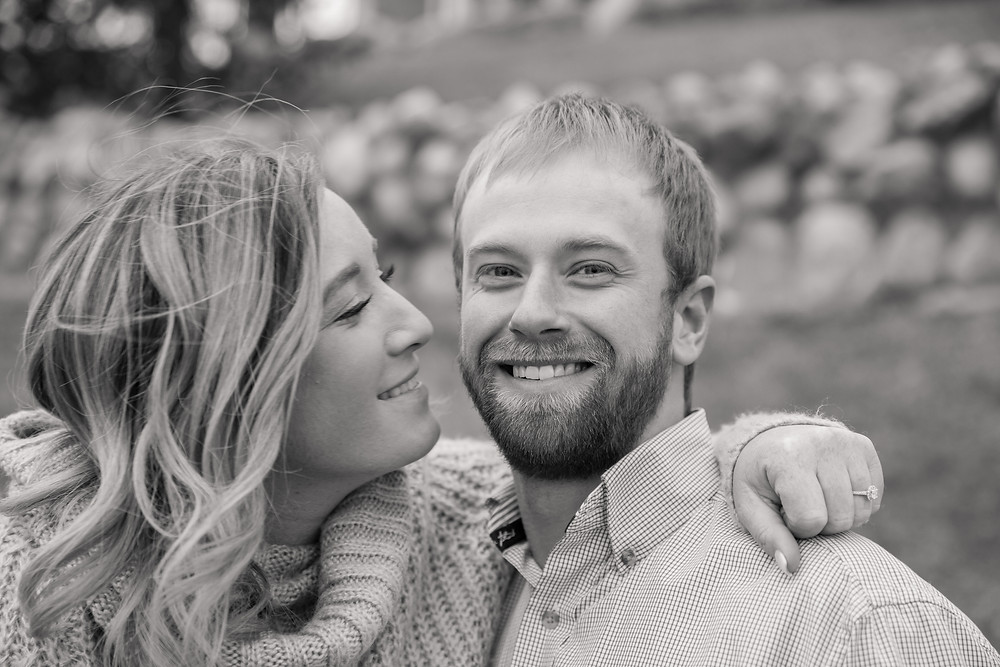 Michigan Engagement Photography Session
