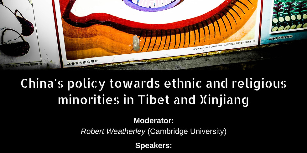 China's policy towards ethnic and religious minorities in Tibet and Xinjiang