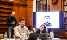 Robert speaks to the history of human rights notions in China