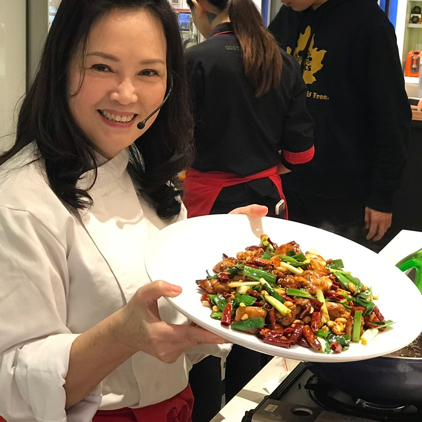 *Cooking class* Chef Gu's Life Kitchen