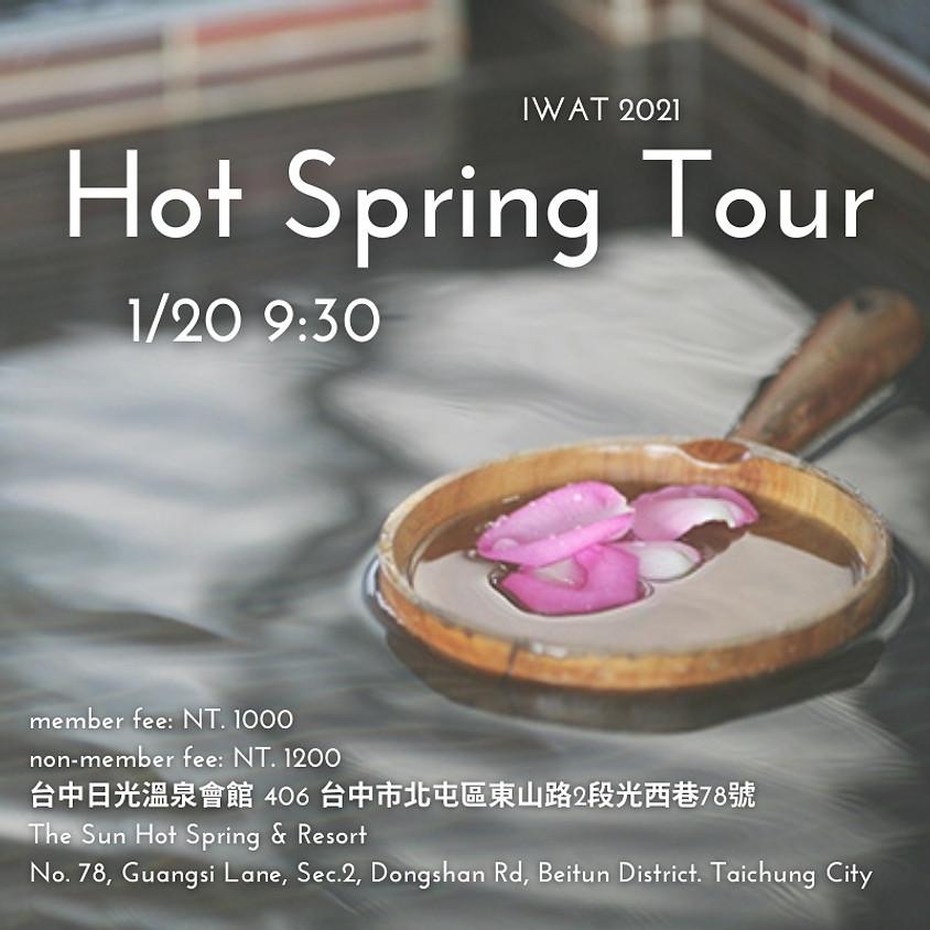 IWAT Hot Spring Tour