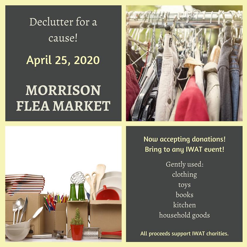 Flea Market Donation Collection