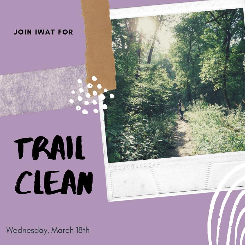 IWAT Trail Clean