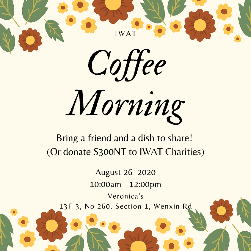 IWAT Coffee Morning