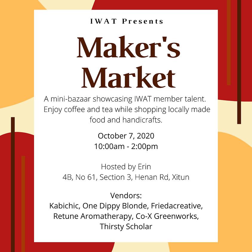 IWAT Maker's Market