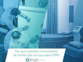 Metodologia PMI: os benefícios de sua aplicação em projetos de construção civil