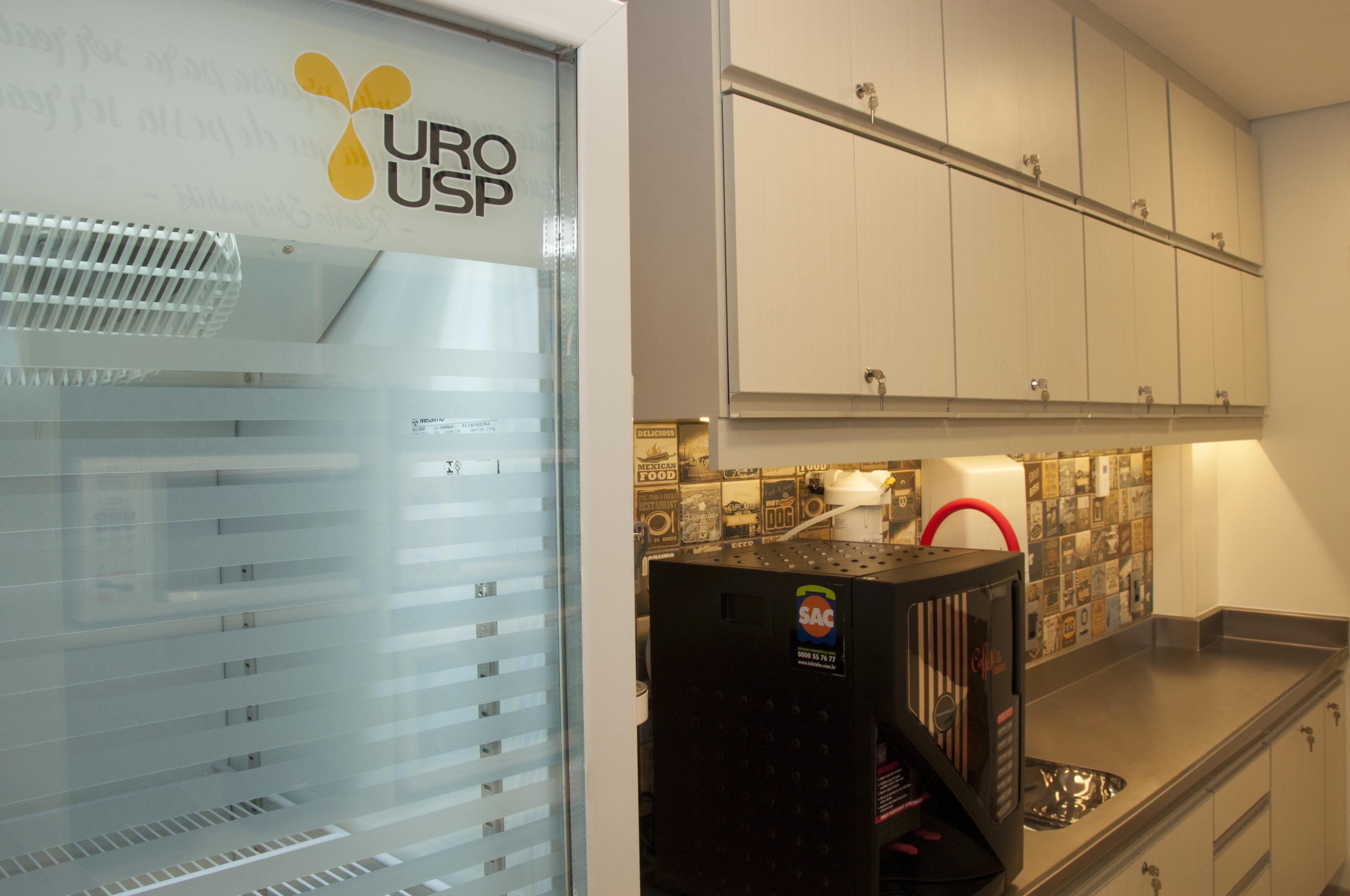 Centro de Convivência - URO/USP