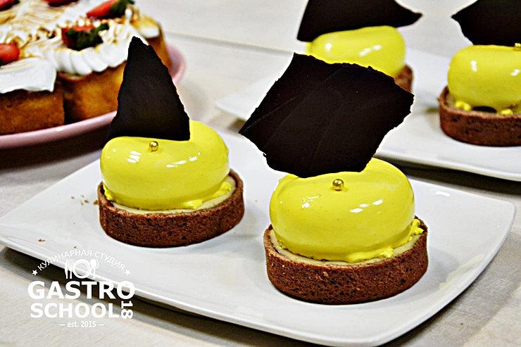 Мастер класс современные десерты