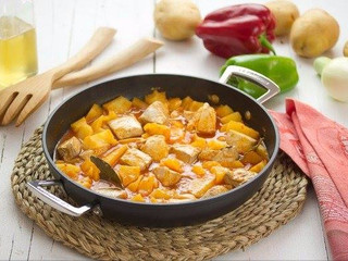 МАРМИТАКО - блюдо испанских рыбаков