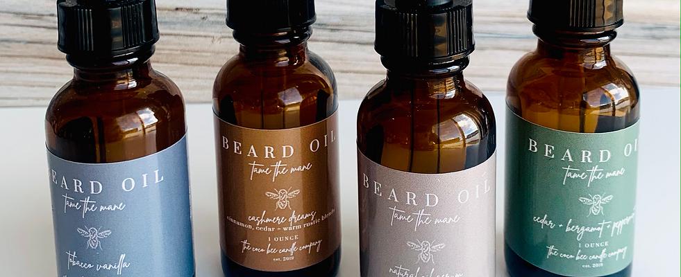 The Bearded Bee Oil