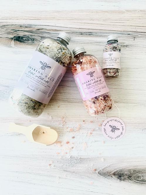 Soaking Salts | Salty Infusions