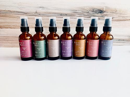 Body Oils | Therapeutic