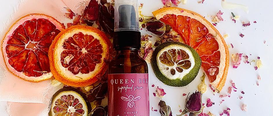 Queen Bee Superfoods Serum | Face Serum