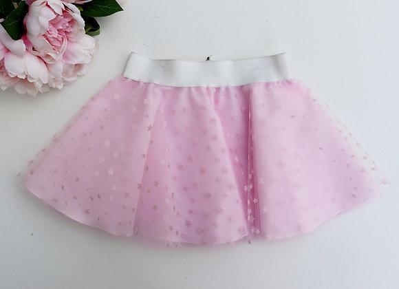 Pink Star Skirt