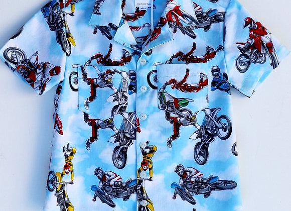 4 Yrs Motor Bike Shirt