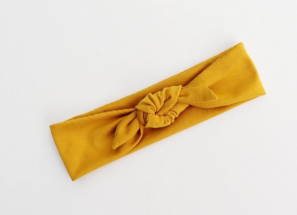 Light Mustard Head Ties
