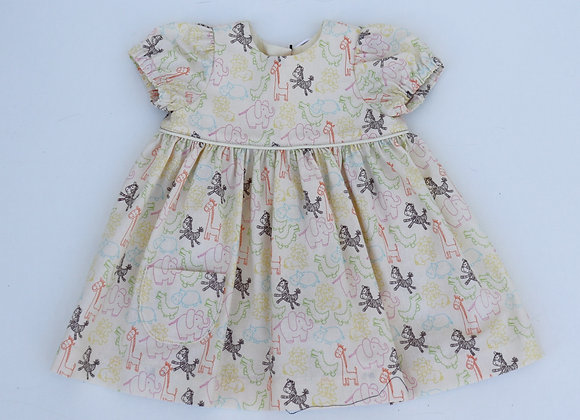0-3 Months Sweet Baby Dress
