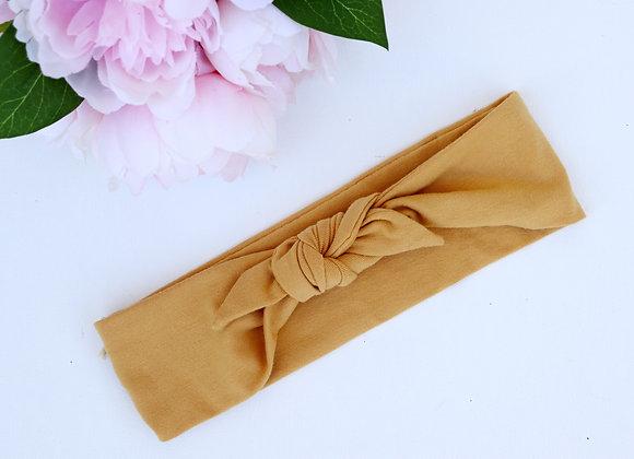 Butterscotch Head Ties