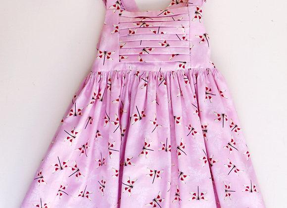 5 Yrs Flutter Strappy Dress