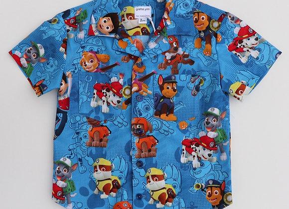 2 Yrs Paw Patrol Shirt