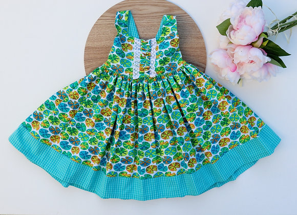 4 Yrs Bright Summer Dress