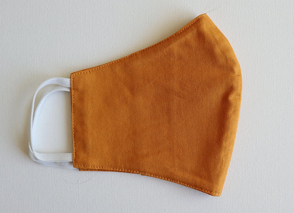 Mustard Adult Reusable Mask/Face Covering