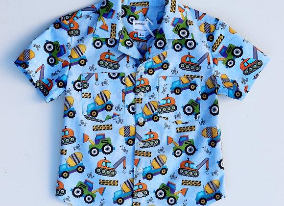 Diggers and Trucks Shirt