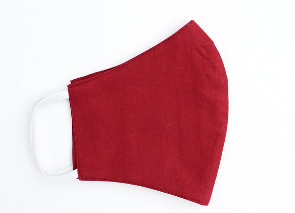 Red Adult Reusable Mask/Face Covering