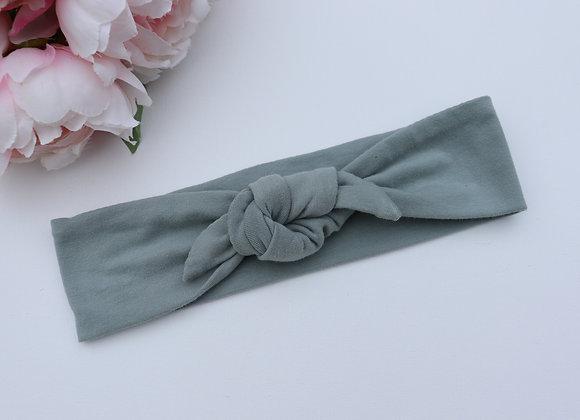 Soft Grey/Blue Head Ties