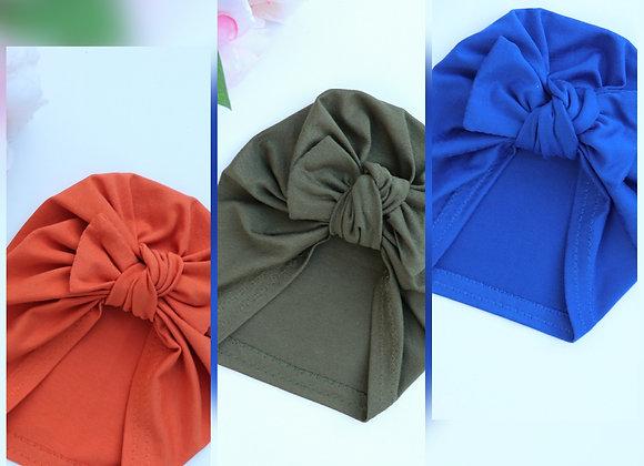 Green, Blue & Orange range of Turbans