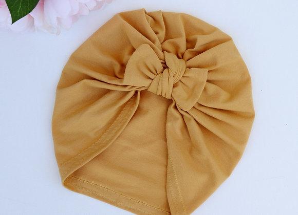 Butterscotch Turban
