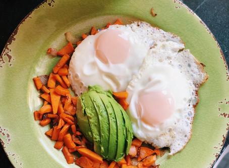 4 Bolus Friendly Breakfasts