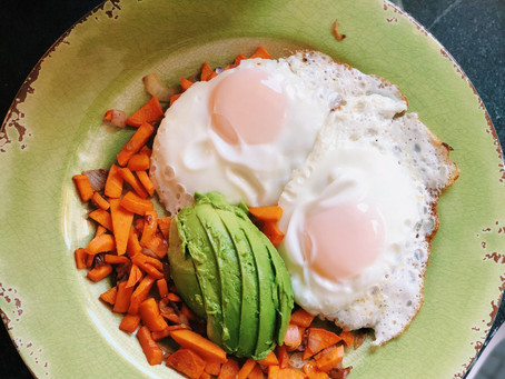 4 Bolus Friendly Breakfasts